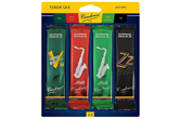 Vandoren Tenor Saxophone Jazz Reed Mix Pack Strength 2.5