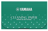 Yamaha YAC1113P Pad Cleaning Paper (70 Sheets)