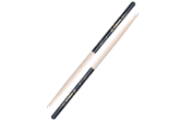 Zildjian 5A Hickory Wood Tip Sticks (Black DIP)