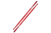 Zildjian 5A Hickory Nylon Tip Sticks (Red)