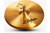 "Zildjian 14"" Quick Beat High Hat Cymbal"