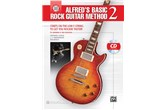 Alfred's Basic Rock Guitar Method 2 w/CD