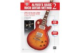 Alfred's Basic Rock Guitar Method 2 w/Online Audio & DVD