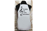 Treble in the Kitchen Apron