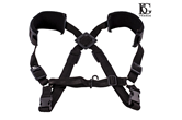 BG Saxophone Harness w/Metal Snaphook for Men