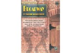 Broadway by Special Arrangement Book and CD (Trombone/Baritone/Bassoon)