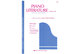 Piano Literature, Volume 6 - Piano Solos (7111A48)