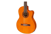 Cordoba C5 CET Thinline Acoustic-Electric Nylon String Guitar