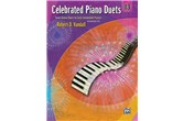 Celebrated Piano Duets (7112C2)