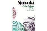 Suzuki Cello School Cello Part, Volume 5