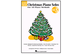 Christmas Piano Solos - Level 3