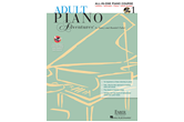 Adult Piano Adventures All-in-One Piano Course Book 1 (CD/DVD included)