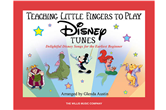 Teaching Little Fingers to Play Disney Tunes (Bk/Audio)
