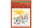 Alfred's Basic Piano Library: Merry Christmas! Book 2