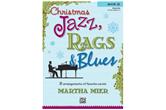 Christmas Jazz, Rags & Blues, Book 2