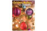 Christmas Medleys for Students, Book 1