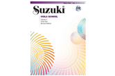 Suzuki Viola School, Viola Part & CD, Volume 6 (Revised)