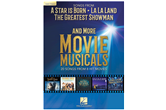 Songs from A Star Is Born, The Greatest Showman, La La Land and More Movie Musicals, Easy Piano