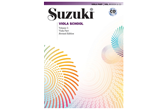 Suzuki Viola School, Viola Part & CD, Volume 5 (Revised)