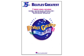 Beatles Greatest - Five Finger Piano