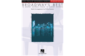 Broadway's Best - Piano Solo