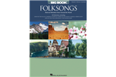 The Big Book of Folksongs - PVG