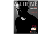 John Legend - All of Me - Easy Piano