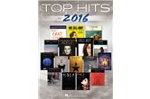 Top Hits of 2016 - Big Note Piano