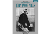 The Songs of John Jacob Niles, High Voice