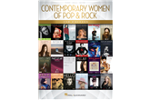 Contemporary Women of Pop & Rock - PVG