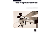 Disney Favorites Jazz Piano Solos