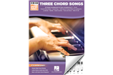 Three Chord Songs - Super Easy Songbook