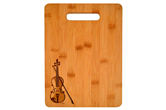 AIM Violin Cutting Board