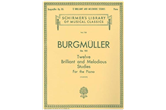 Burgmüller: Twelve Brilliant and Melodious Studies, Opus 105