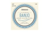 D'Addario EJ60 5-String Banjo, Nickel, Light, 9-20