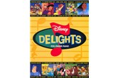 Disney Delights 5 Finger Piano