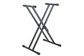 K&M Double-Braced Keyboard Stand 18990B