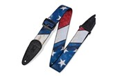 Levy's 2'' Distressed US Flag Strap