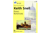 Piano Repertoire: Baroque/Classical, Level 4