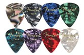 Fender 351 Premium Celluloid Guitar Picks (12 Pack)