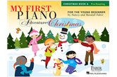 My First Piano Adventures Christmas - Book A