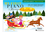 My First Piano Adventures Christmas - Book B