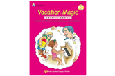 Vacation Magic, Primer Level (With CD)