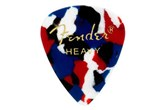 Fender Confetti Guitar Picks (12 Pack)