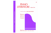 Piano Literature: Volume 1