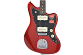 Fender Am Pro Jazzmaster RW Electric Guitar (Candy Apple Red)