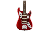 Fender Parallel Universe Jaguar Strat (Candy Apple Red)
