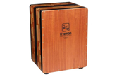 A Tempo Percussion El Artesano Cajon w/ bag