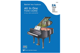 Bastien New Traditions: All In One Piano Course, Level 2A
