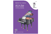 Bastien New Traditions: All In One Piano Course, Level 1B